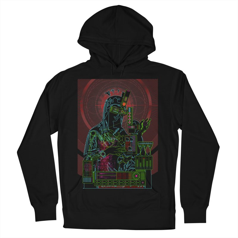 faith20.7.exe Women's Pullover Hoody by 0_cult's Artist Shop