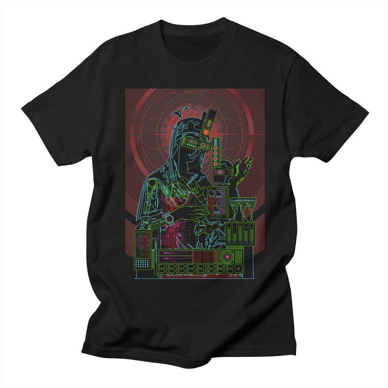 faith20.7.exe Men's T-shirt by 0_cult's Artist Shop