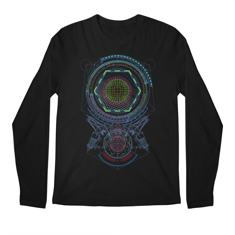 Android Cell Isolator 7750 Men's Longsleeve T-Shirt by 0_cult's Artist Shop