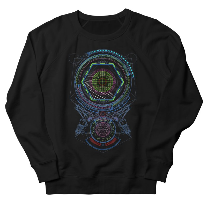 Android Cell Isolator 7750 Men's Sweatshirt by 0_cult's Artist Shop