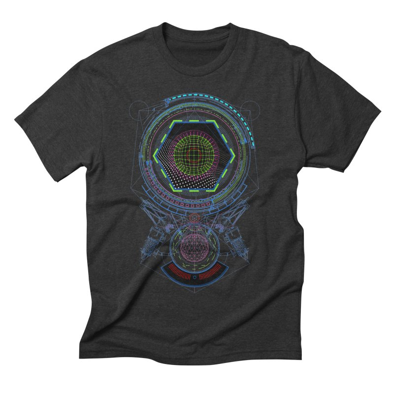 Android Cell Isolator 7750 Men's Triblend T-Shirt by 0_cult's Artist Shop