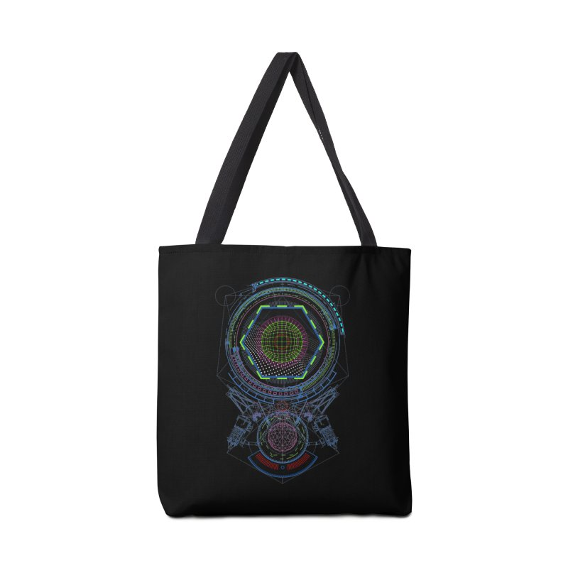 Android Cell Isolator 7750 Accessories Bag by 0_cult's Artist Shop