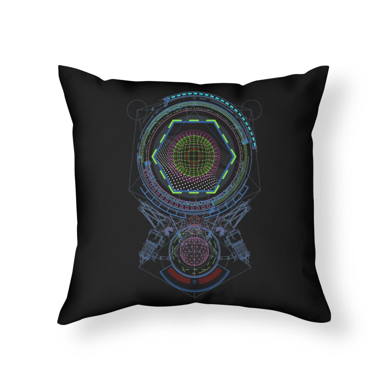 Android Cell Isolator 7750 Home Throw Pillow by 0_cult's Artist Shop