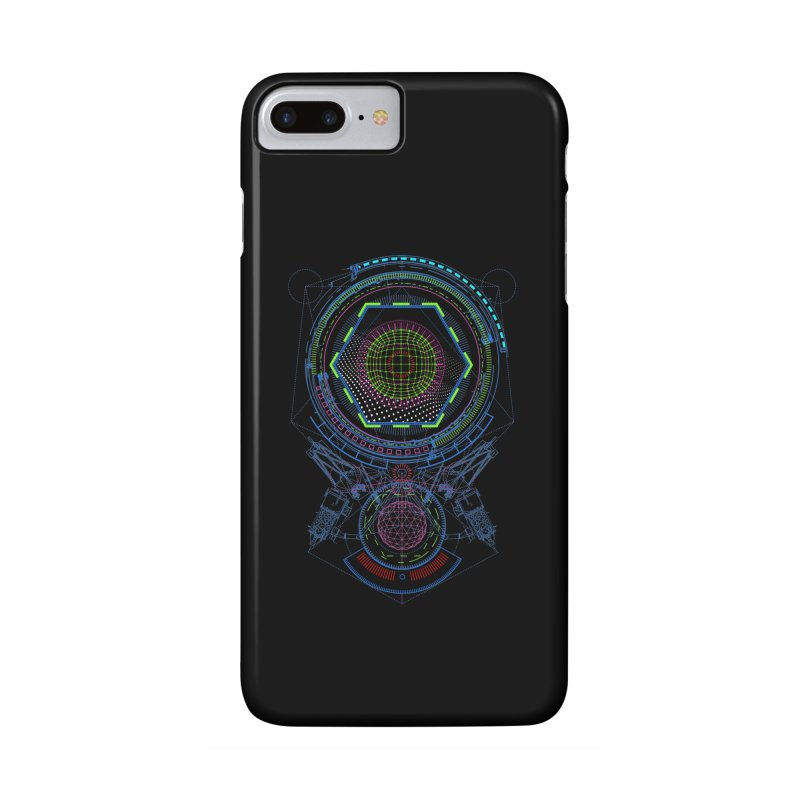Android Cell Isolator 7750 Accessories Phone Case by 0_cult's Artist Shop