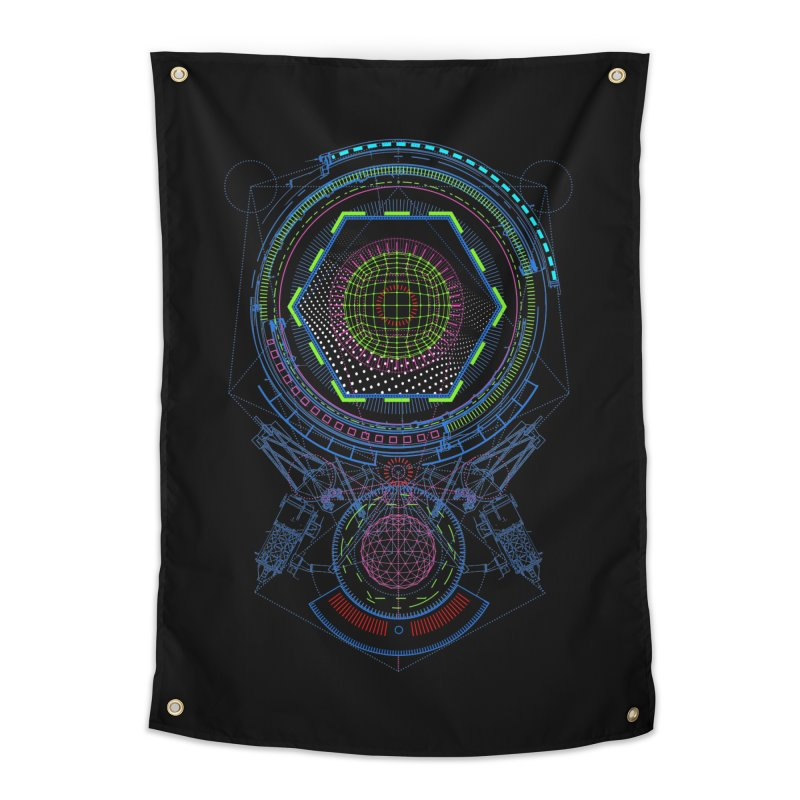Android Cell Isolator 7750 Home Tapestry by 0_cult's Artist Shop