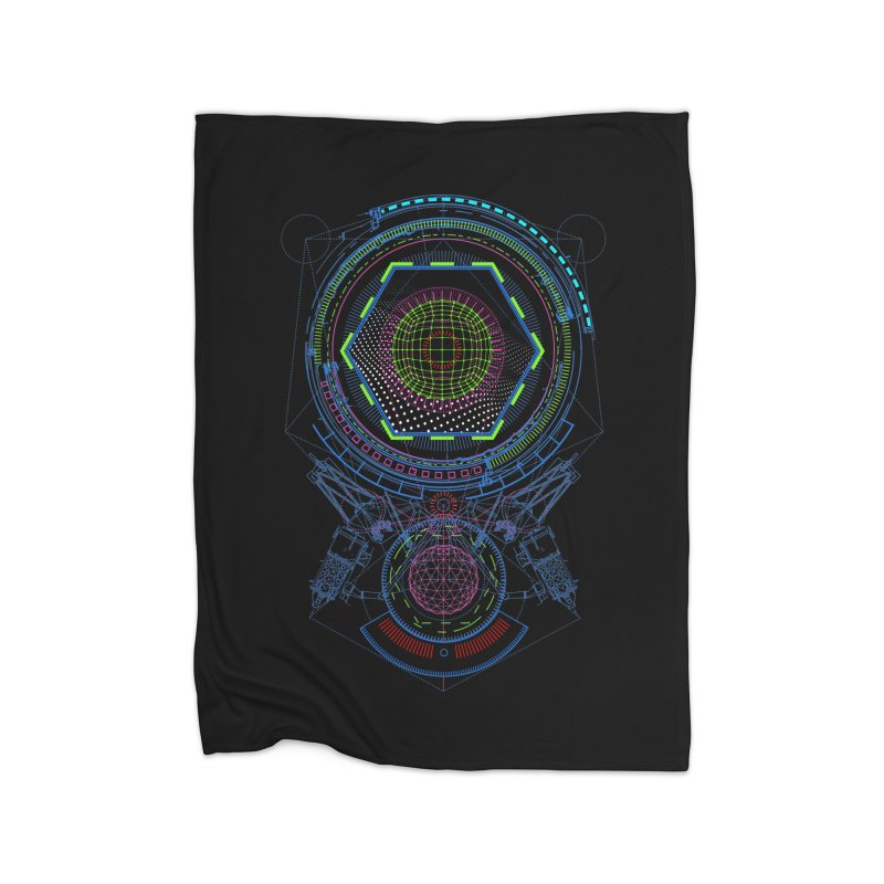 Android Cell Isolator 7750 Home Blanket by 0_cult's Artist Shop