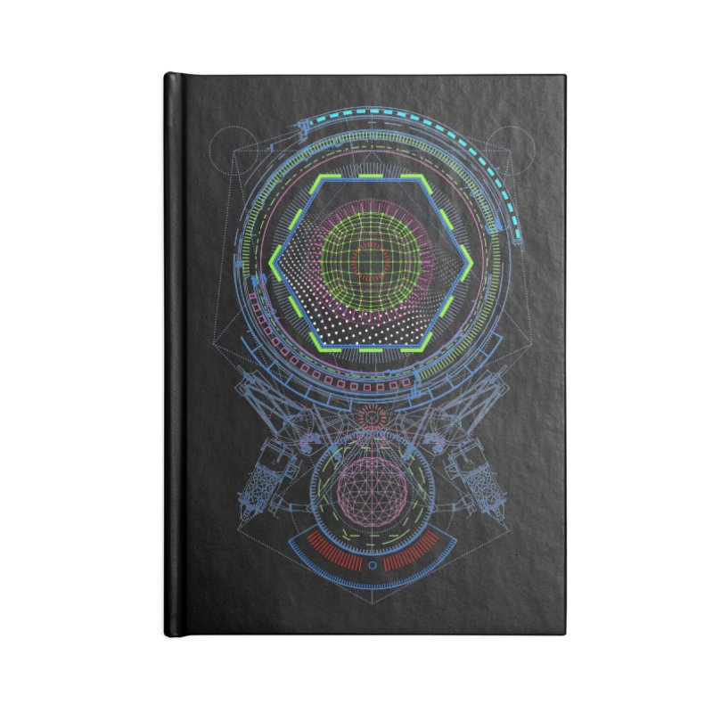 Android Cell Isolator 7750 Accessories Notebook by 0_cult's Artist Shop