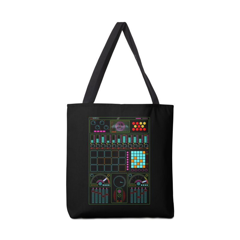 Midi Machine Accessories Bag by 0_cult's Artist Shop
