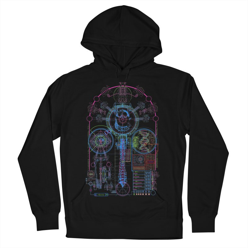 Science of Torture Men's Pullover Hoody by 0_cult's Artist Shop