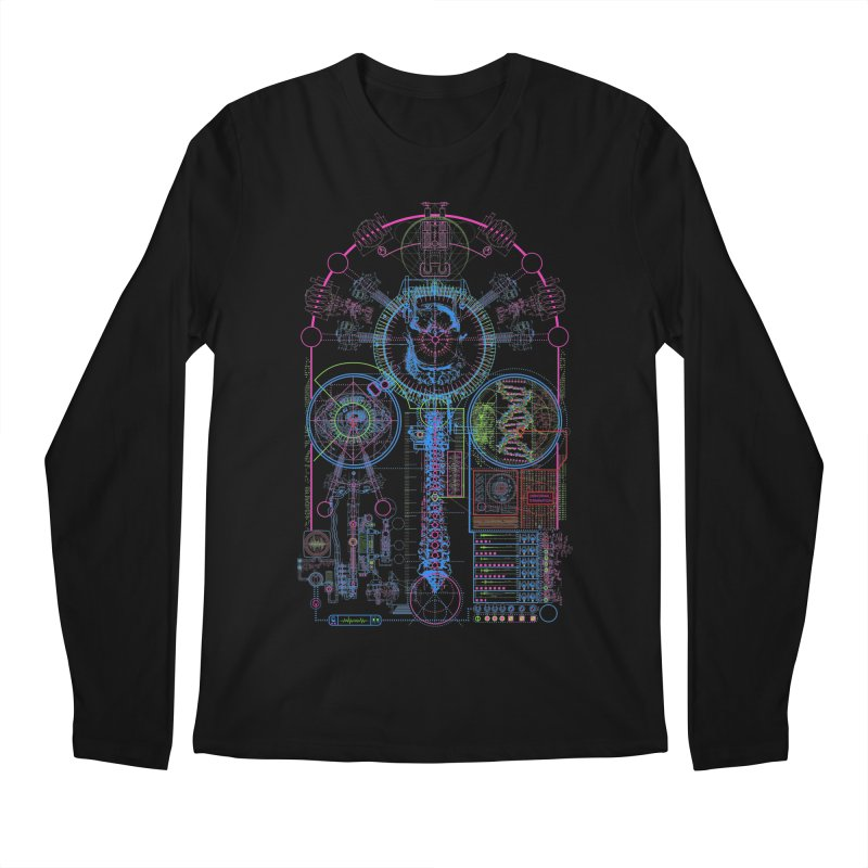 Science of Torture Men's Longsleeve T-Shirt by 0_cult's Artist Shop