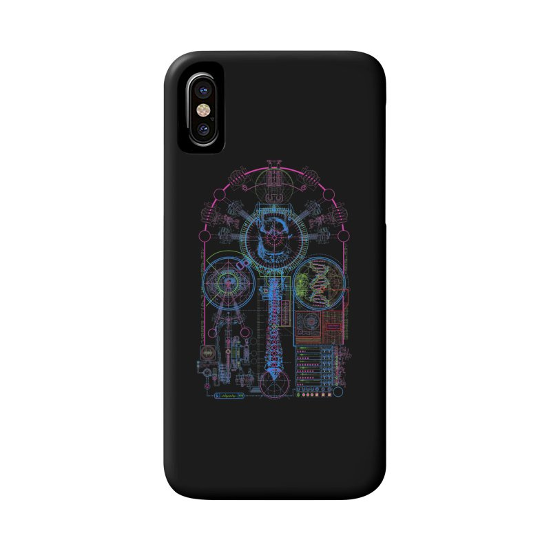 Science of Torture Accessories Phone Case by 0_cult's Artist Shop