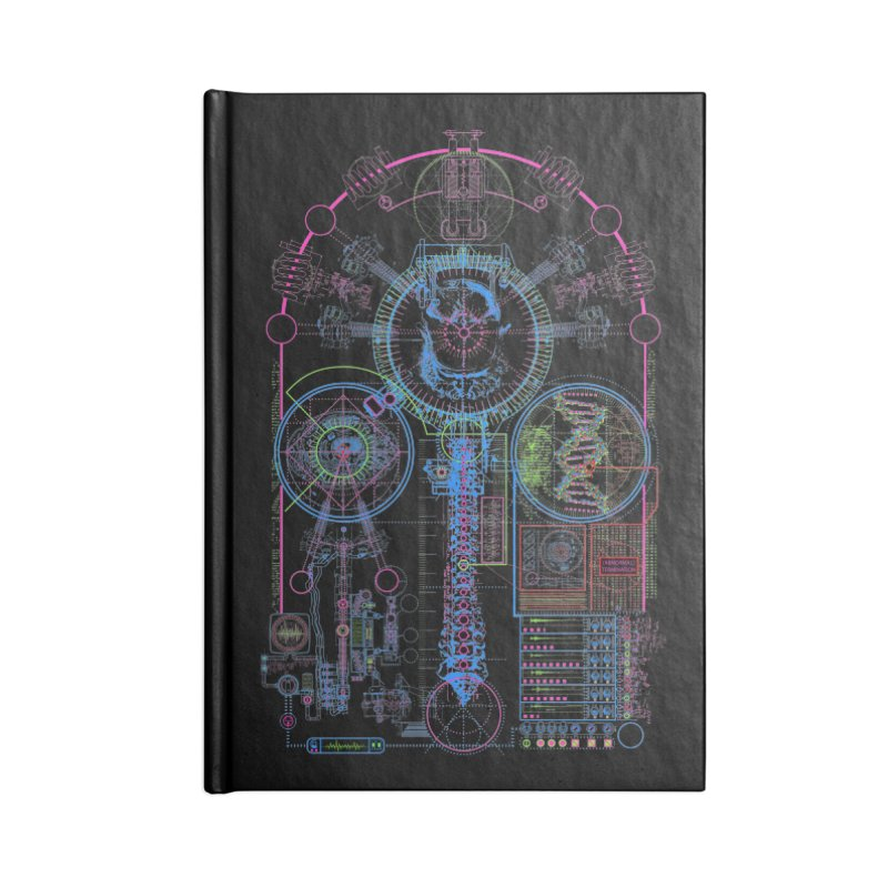 Science of Torture Accessories Notebook by 0_cult's Artist Shop