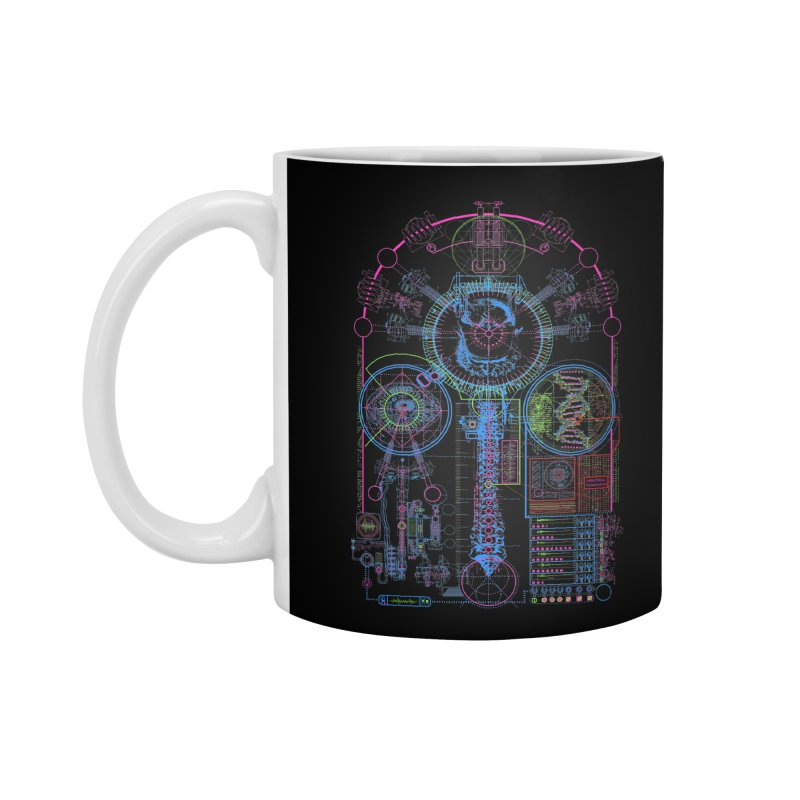 Science of Torture Accessories Mug by 0_cult's Artist Shop
