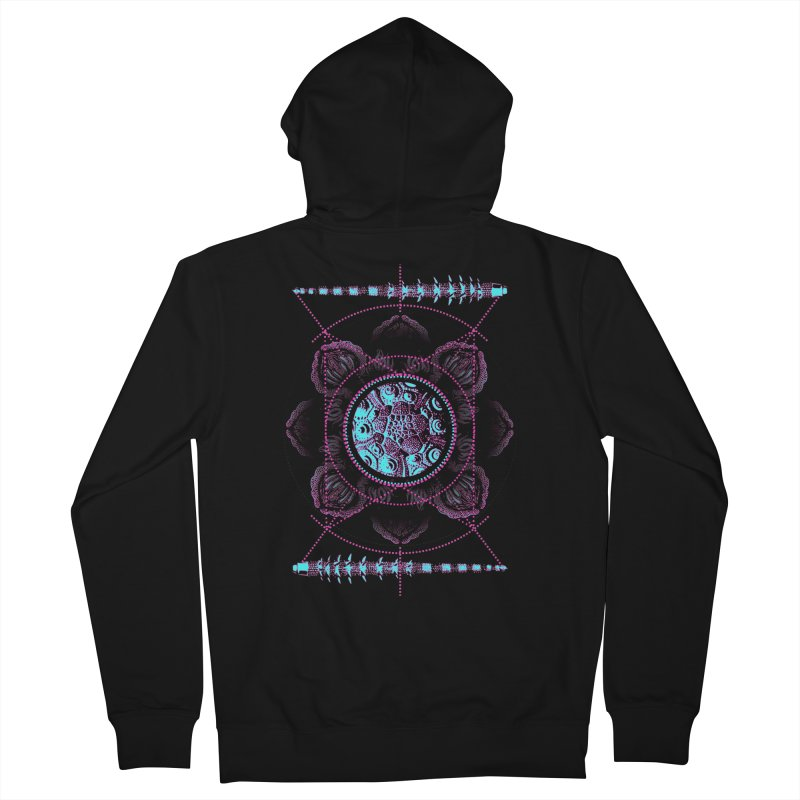 Source Women's Zip-Up Hoody by 0_cult's Artist Shop
