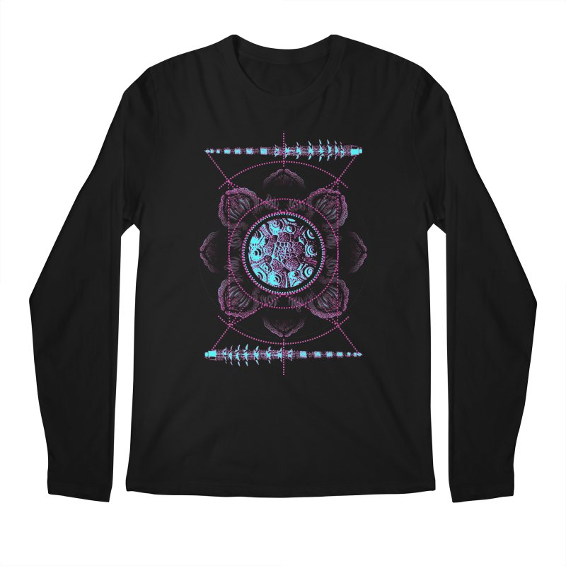 Source Men's Longsleeve T-Shirt by 0_cult's Artist Shop