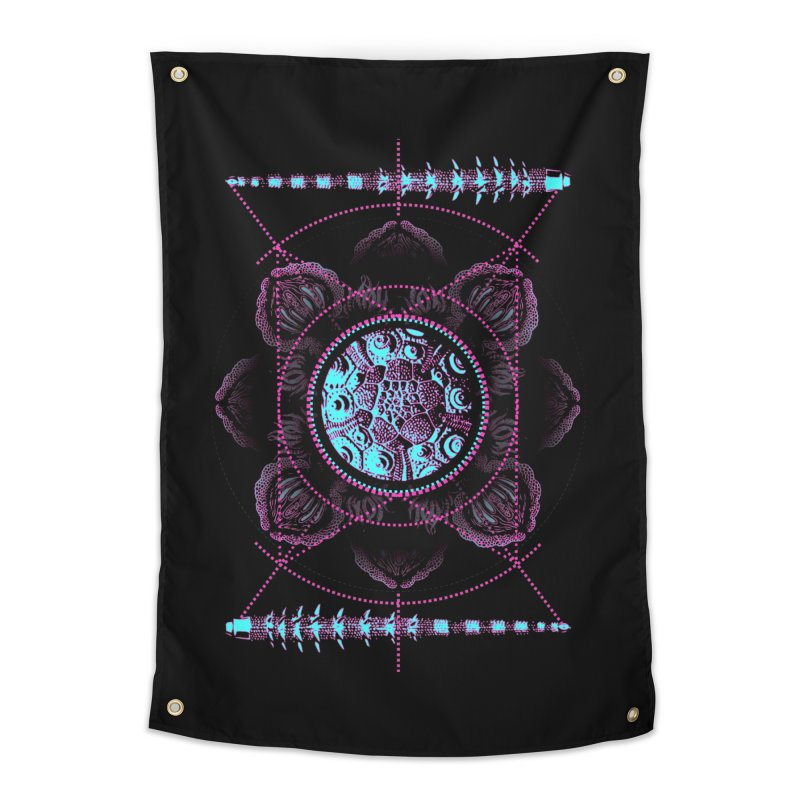 Source Home Tapestry by 0_cult's Artist Shop