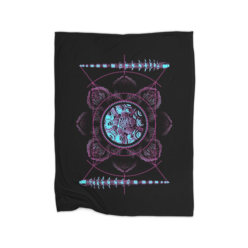 Source Home Blanket by 0_cult's Artist Shop
