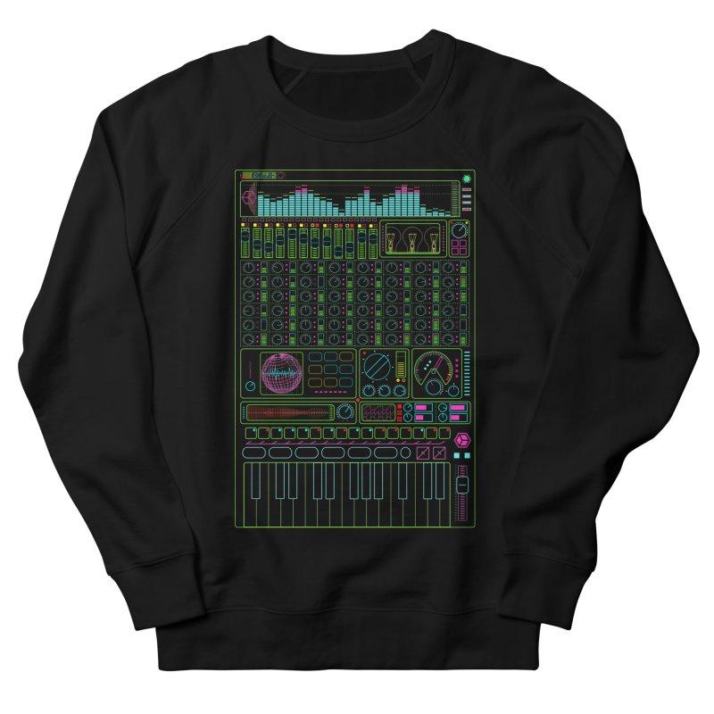 Synth machine Men's Sweatshirt by 0_cult's Artist Shop