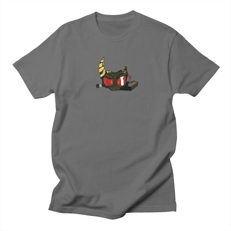 MASQUE Men's T-Shirt by 0 Ideas Studios