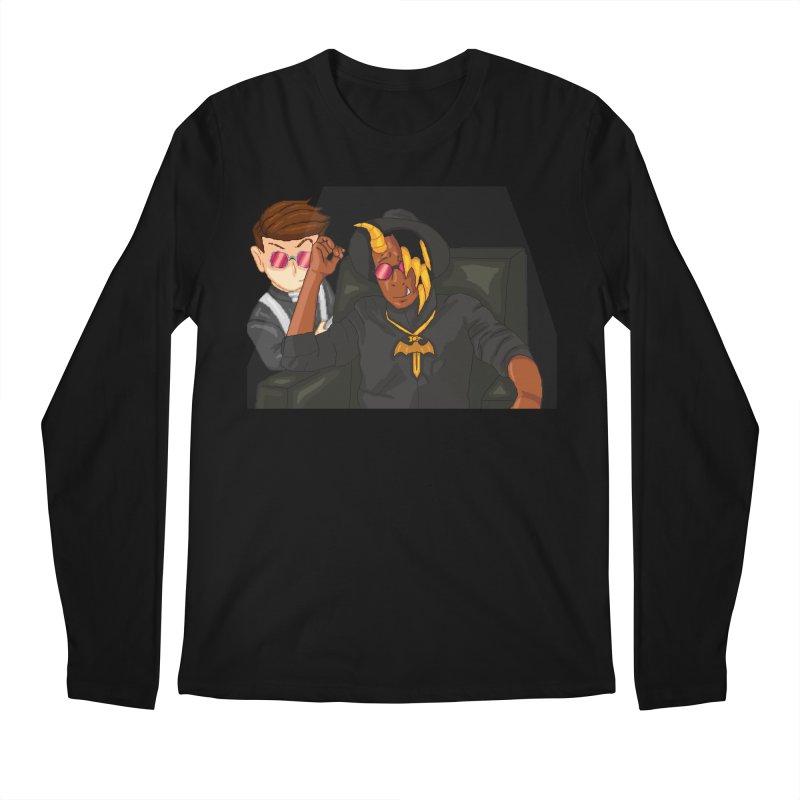 KOJU + A Men's Longsleeve T-Shirt by 0 Ideas Studios