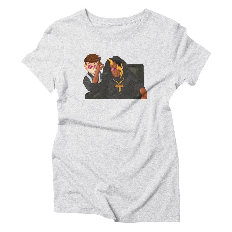KOJU + A Women's T-Shirt by 0 Ideas Studios