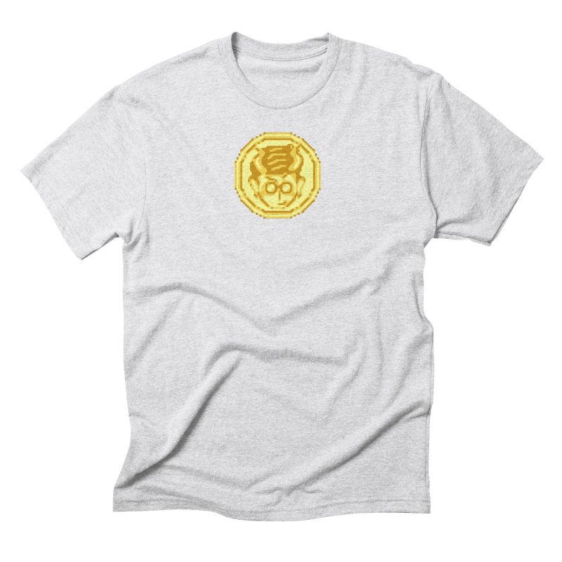 Mr A Coin 1 Men's T-Shirt by 0 Ideas Studios