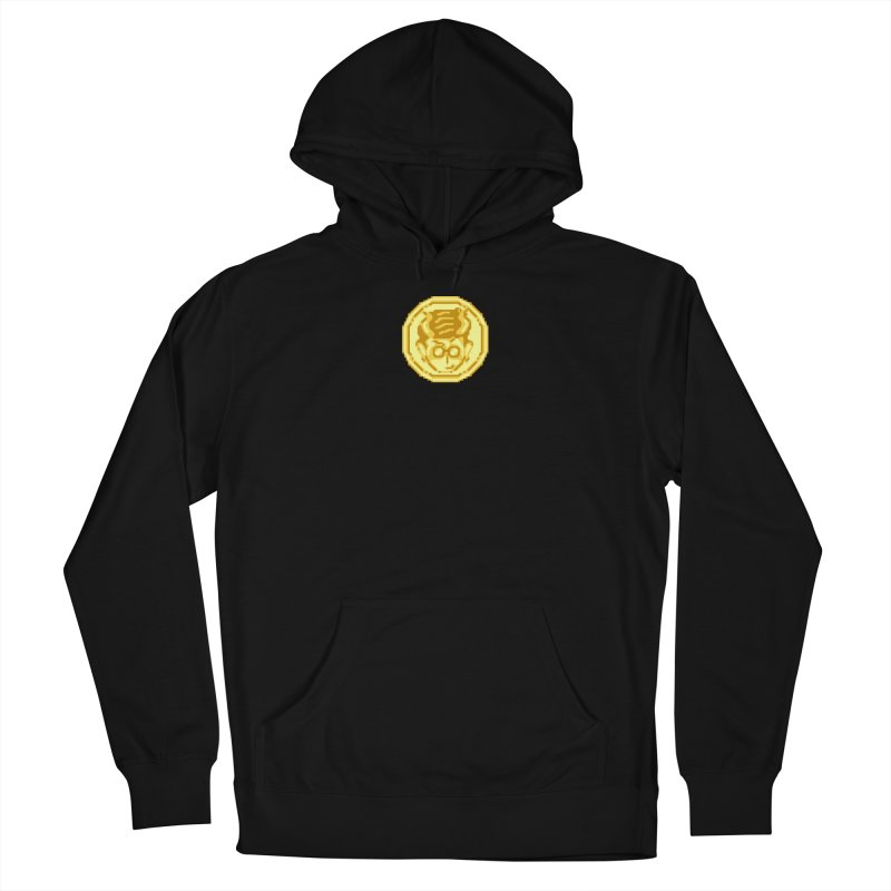 Mr A Coin 1 Women's Pullover Hoody by 0 Ideas Studios