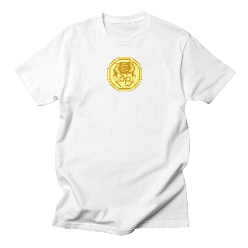 Mr A Coin 1 Men's T-Shirt by 0 Ideas Studios
