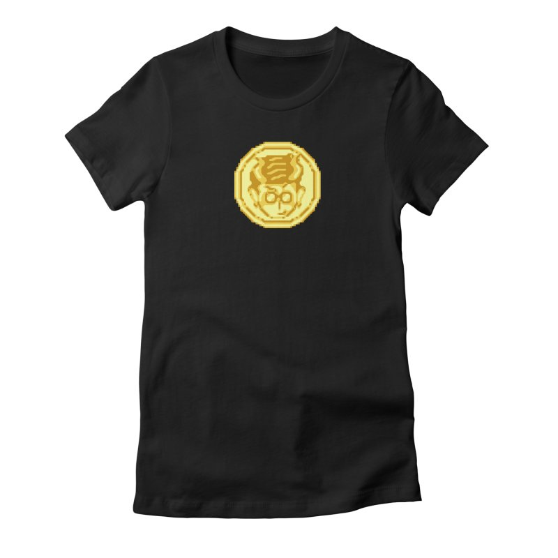 Mr A Coin 1 Women's T-Shirt by 0 Ideas Studios
