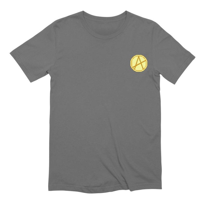 Mr A Coin 2 Men's T-Shirt by 0 Ideas Studios