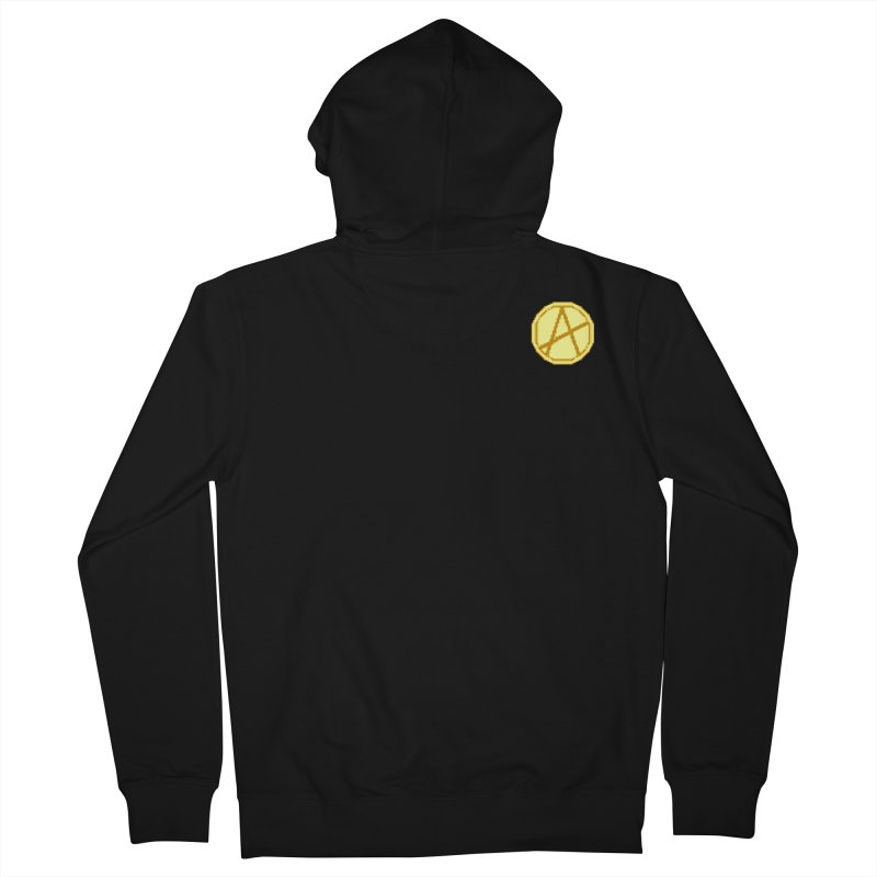 Mr A Coin 2 Women's Zip-Up Hoody by 0 Ideas Studios