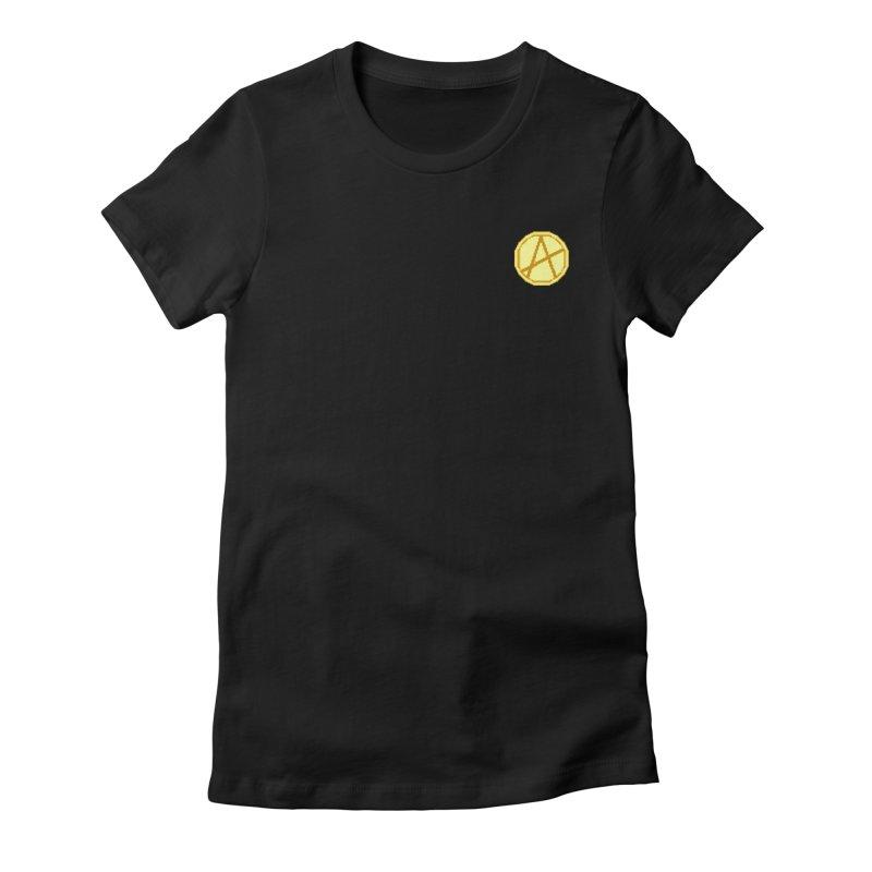 Mr A Coin 2 Women's T-Shirt by 0 Ideas Studios