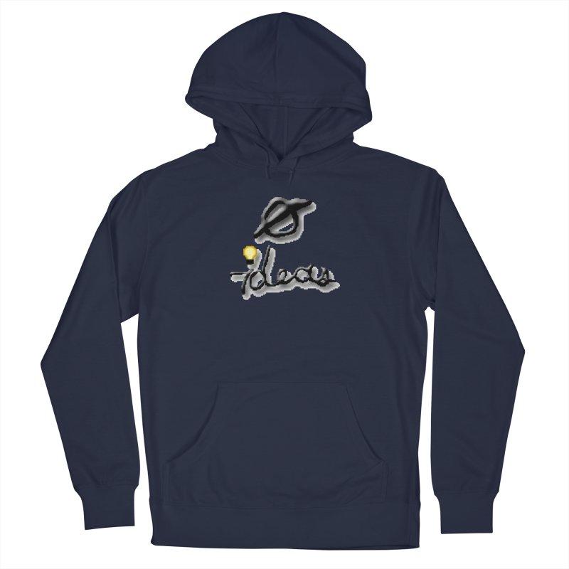 0 Ideas Logo Men's Pullover Hoody by 0 Ideas Studios