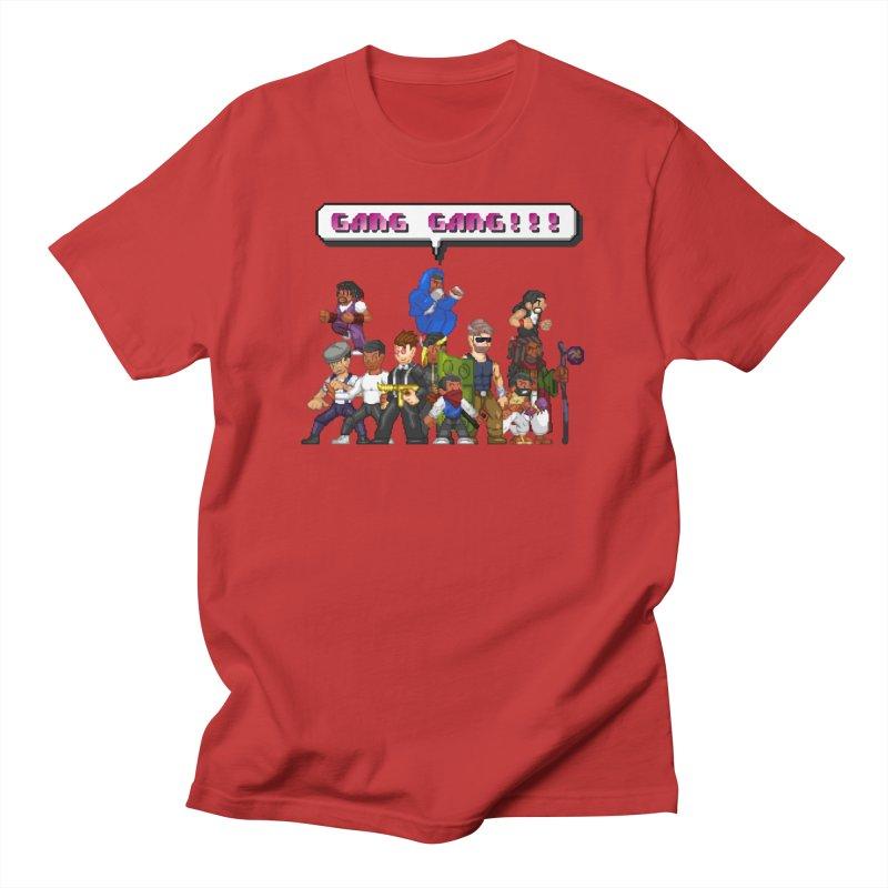 Gang Gang!! Men's T-Shirt by 0 Ideas Studios