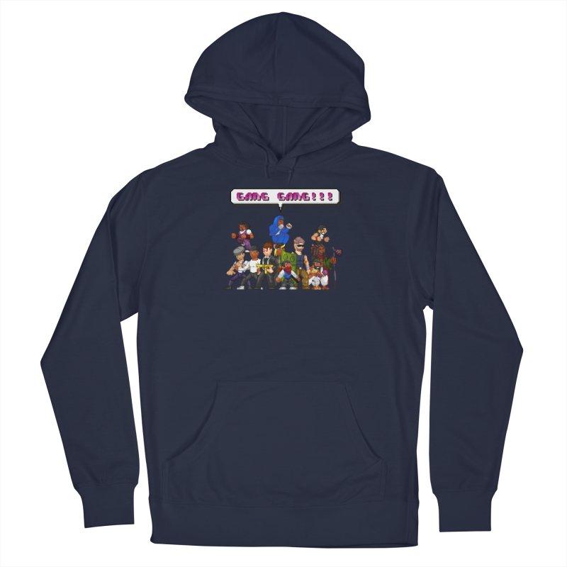 Gang Gang!! Men's Pullover Hoody by 0 Ideas Studios