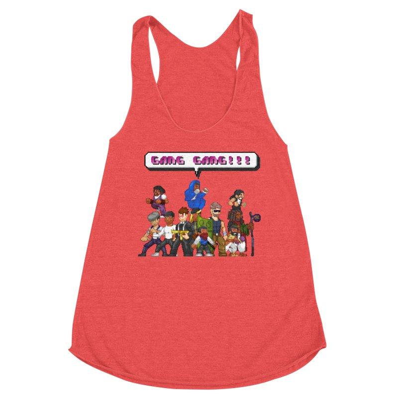 Gang Gang!! Women's Tank by 0 Ideas Studios