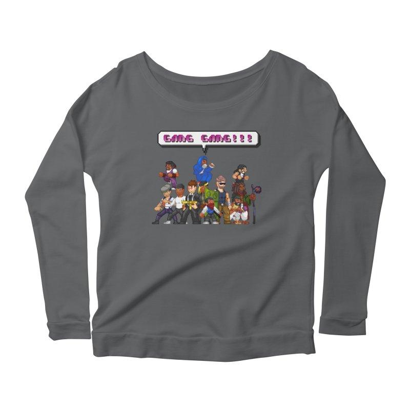 Gang Gang!! Women's Longsleeve T-Shirt by 0 Ideas Studios