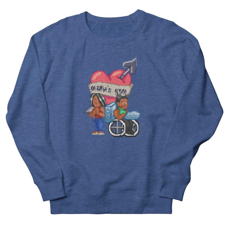 MAMA'S GYM Men's Sweatshirt by 0 Ideas Studios