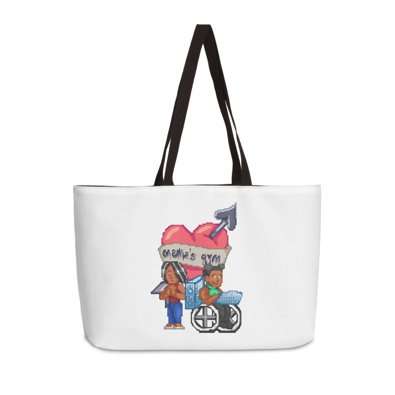MAMA'S GYM Accessories Bag by 0 Ideas Studios