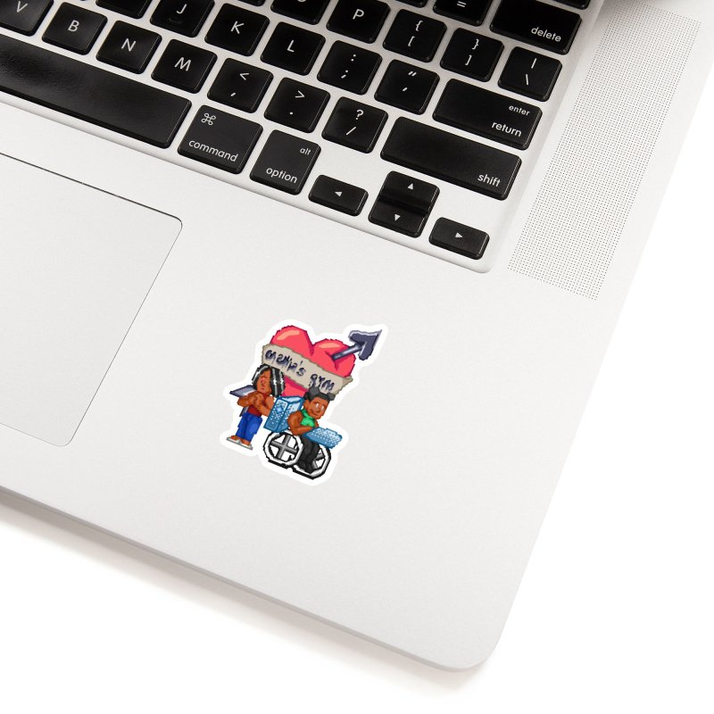 MAMA'S GYM Accessories Sticker by 0 Ideas Studios