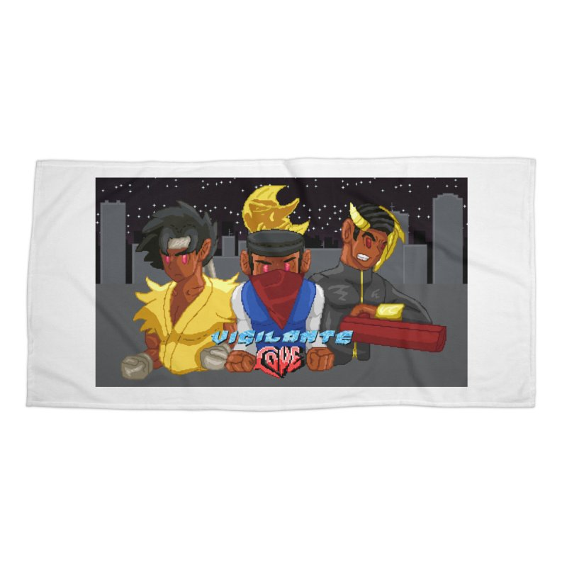 THE DAD, THE DIVINATION AND THE DRAGON SPIRIT Accessories Beach Towel by 0 Ideas Studios