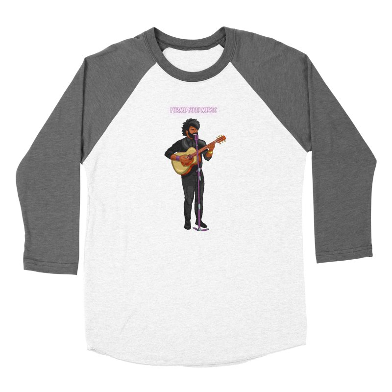 FORME GOOD MUSIC Women's Longsleeve T-Shirt by 0 Ideas Studios