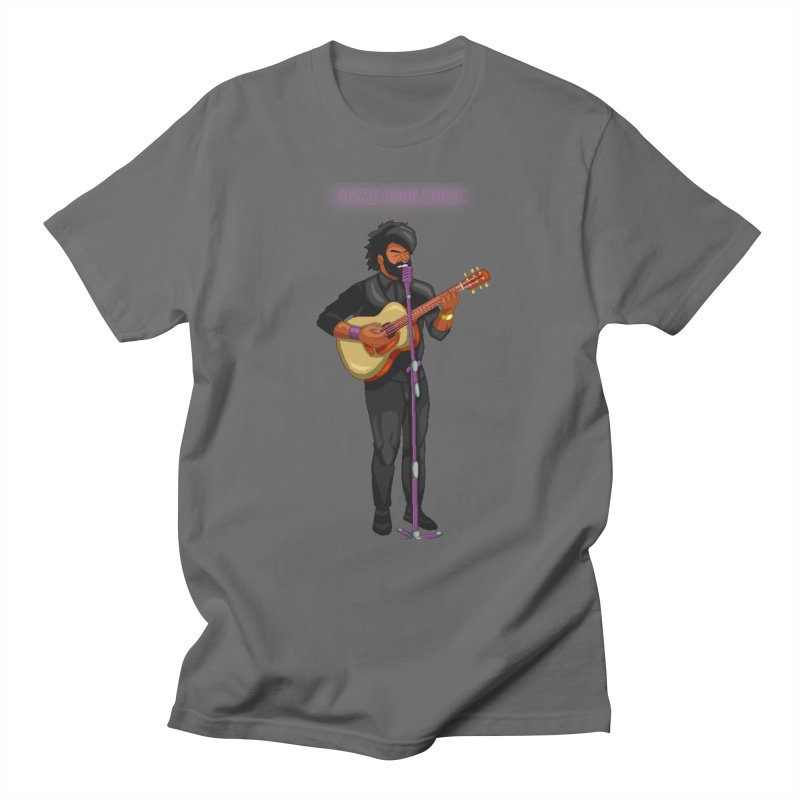 FORME GOOD MUSIC Men's T-Shirt by 0 Ideas Studios