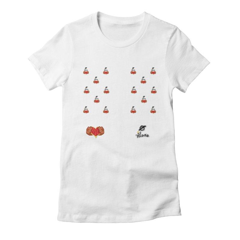 Love 0 Ideas Women's T-Shirt by 0 Ideas Studios