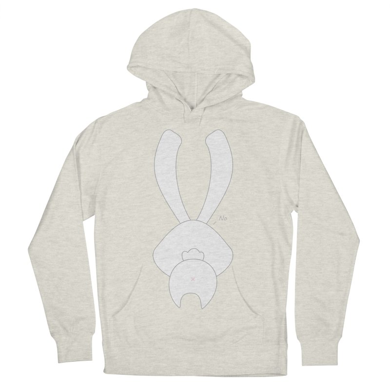 Refuse Women's Pullover Hoody by 1001 bunnies