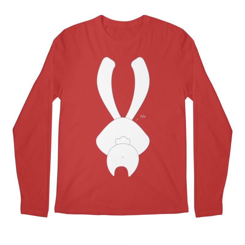 Refuse Men's Longsleeve T-Shirt by 1001 bunnies