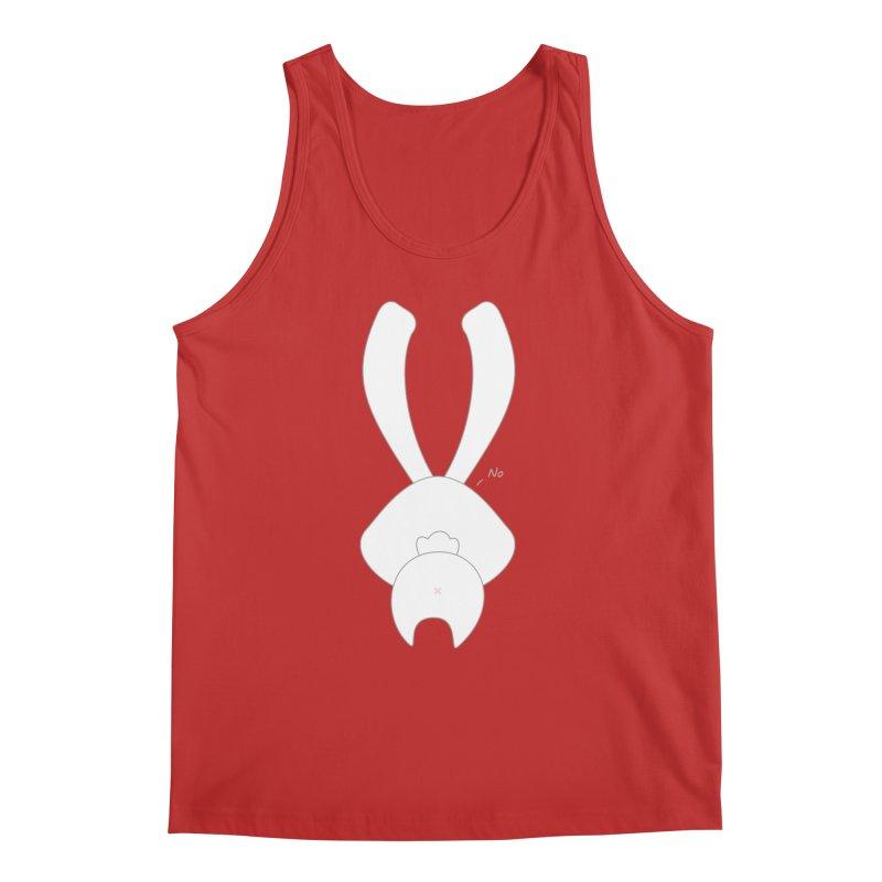 Refuse Men's Tank by 1001 bunnies