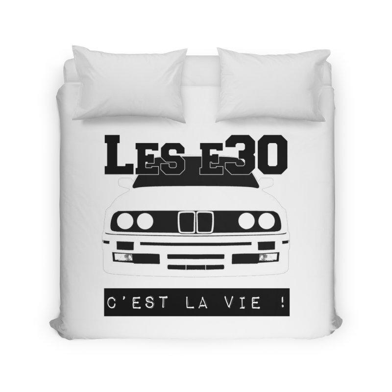 Les E30 c'est la vie Home Duvet by 100% Pilote