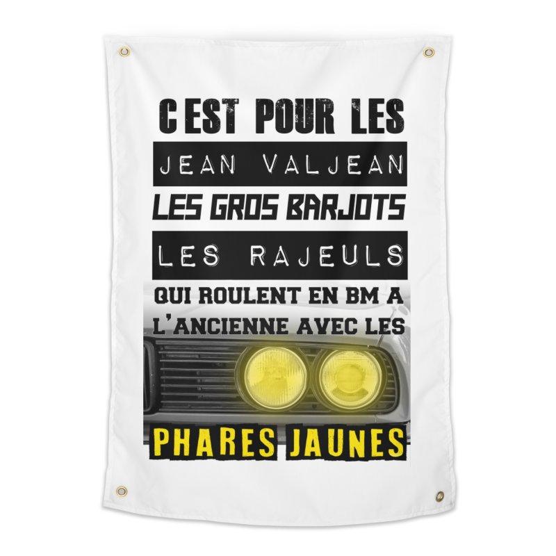 C'est pour les Jean Valjean Home Tapestry by 100% Pilote