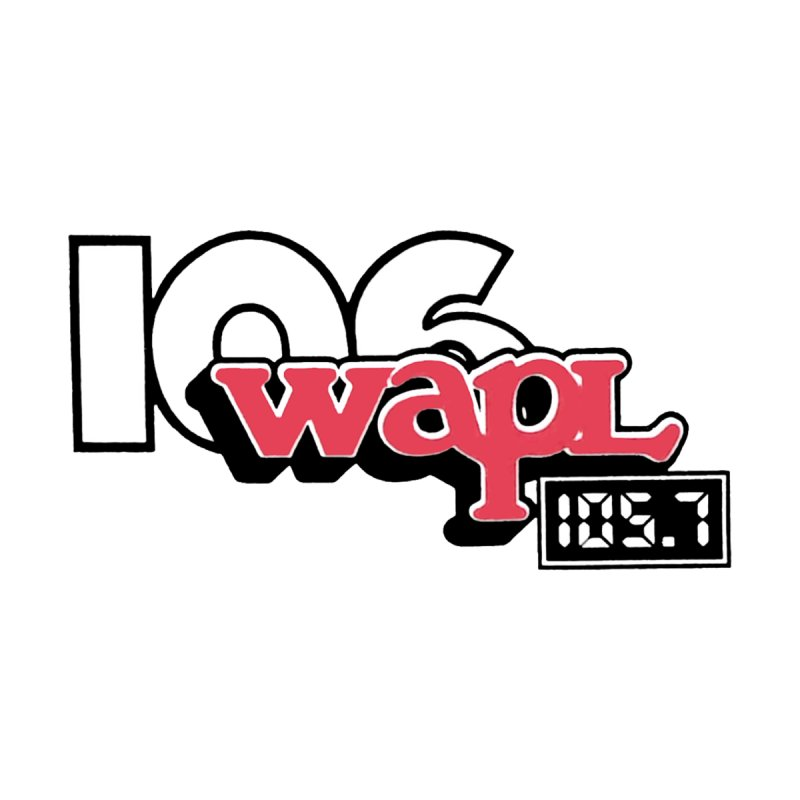 WAPL Digital Transition Logo Kids T-Shirt by 105.7 WAPL Store